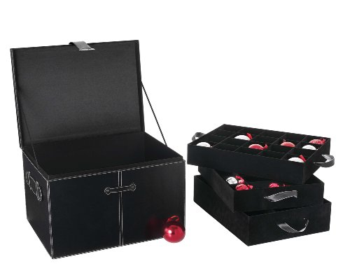 [Keepsake Ornament Storage Chest by Sterling Pear] (Easy King Of Hearts Costume)