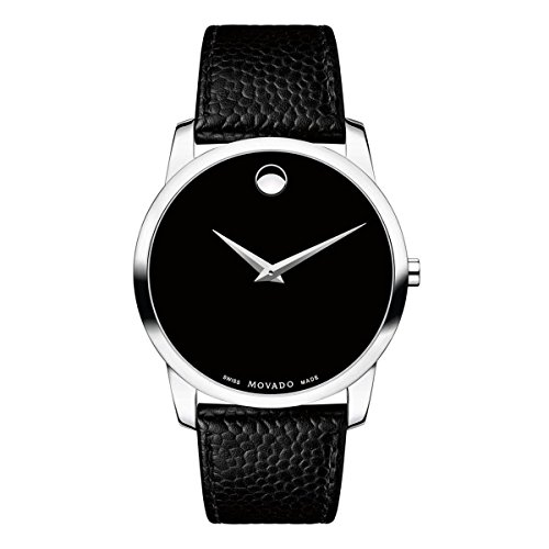 Movado Mens Museum Classic Analog Business Quartz Watch (Imported) 0607013