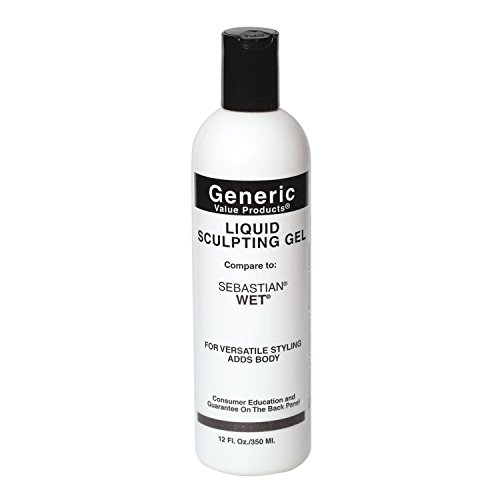 Body Sculpting Gel (Generic Value Products Liquid Sculpting Gel Compare to Sebastian Wet)