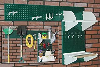 product image for Wall Control Gardening Pegboard Storage Kit - Green