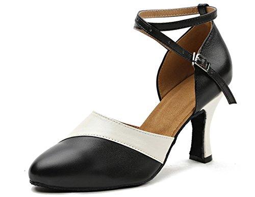 donna Shoes M059White ballo KeKe da Scarpe w7PRSwgqA