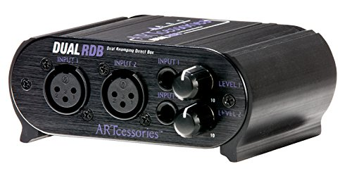 ART Dual RDB Reamping Direct Box