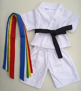 Build A Bear Karate