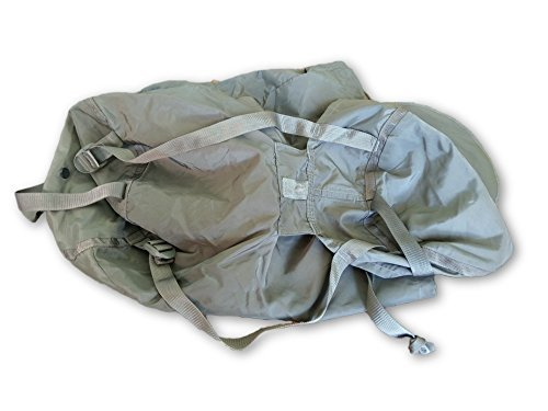 US Military Foliage Modular Sleep System Small Compression Stuff Sack 3-Strap by Tennier Industries
