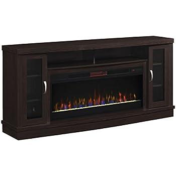 amazon com chimneyfree wallace infrared electric fireplace rh amazon com Large Chimney Free Fireplace Chimney Free Electric Fireplace