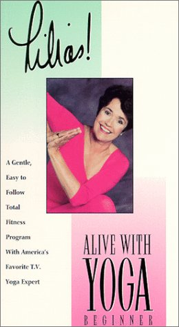Lilias! Alive with Yoga: Beginner [VHS] by Lillias