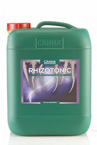 CANNA Rhizotonic Wurzelwachstumsdünger, 5 L für 1250 L Wasser