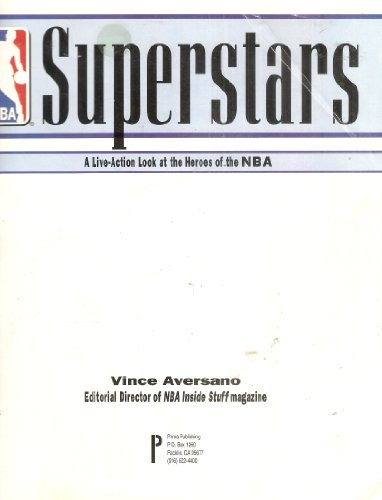 - Superstars: A Live Action Look At the Heroes of the NBA