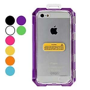 Conseguir Ultraslim caso de cuerpo completo protector impermeable para el iphone 5/5s , Amarillo