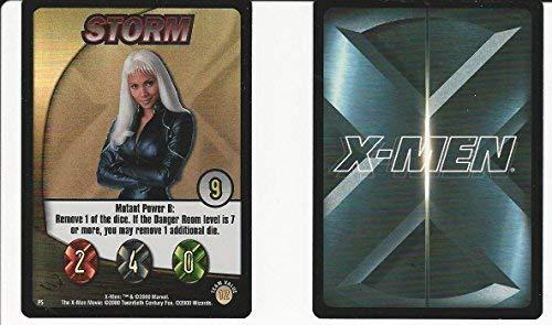 (X Men 2000 The Movie Trading Card Game Magazine Insert Base Promos #P5 Storm 0c3)