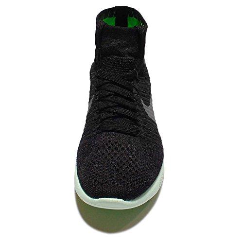 Nike Damesschoenen Lunarrepic Flyknit Lb Hardloopschoenen Black Sz 8 827403 003