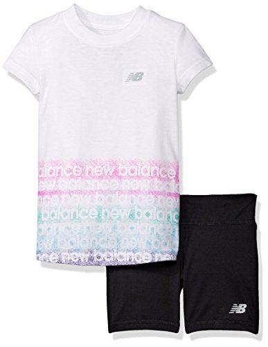 new-balance-little-girls-short-sleeve-athletic-graphic-t-shirt-and-short-set-white-heather-black-bik