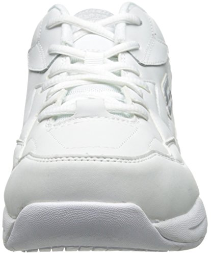Skechers Work 76555 Albie Relaxed-fit Walking Shoe White Z413cZN033