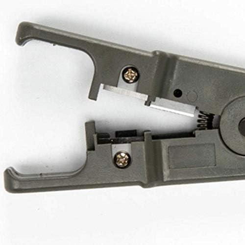 CHENBIN-BB 修復ツール、多機能調節可能なブレード同軸ケーブルストリッパー