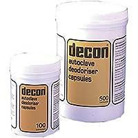 Decon DEOD100 Deodoriser Capsules (Pack of 100)