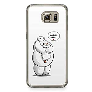 Loud Universe Hairy Baby Fox SamsungS6 Case big Brother Kavaii SamsungS6 Cover with Transparent Edges