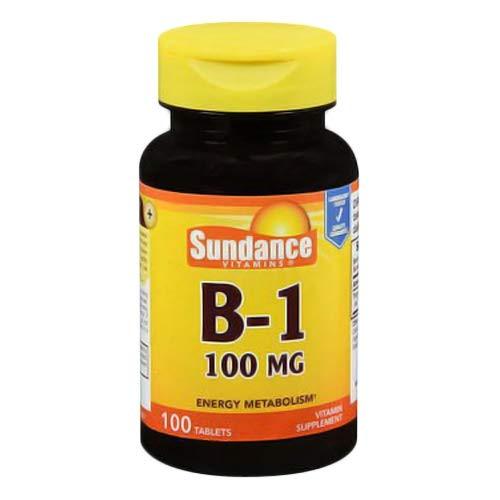 Sundance B-1 100 mg -100 Tablets, Pack of 5