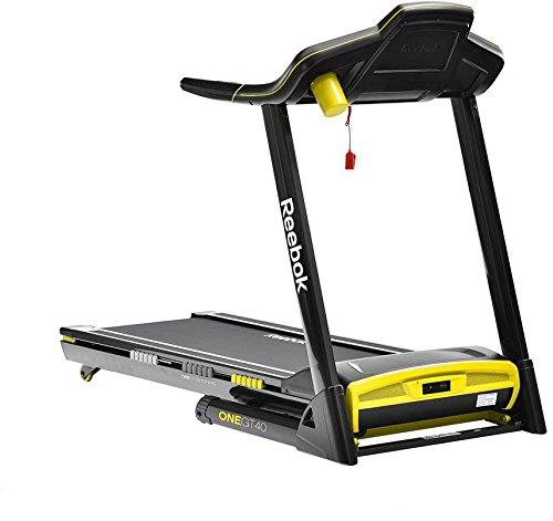 Reebok GT40 One Series Treadmill - Black