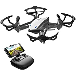 Potensic D20 Mini Drone with Camera, Altitude Hold, Remote Control, Headless Model, Small Drone for Kids/Beginners