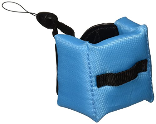 CowboyStudio Blue Foam Floating Camera Wrist Strap for UnderWater/WaterProof Cameras - Blue