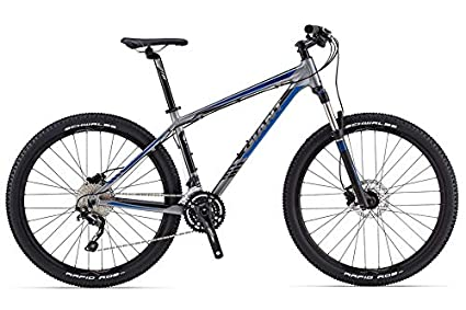 e89f18146f7 Buy Giant Talon 27.5 2 Sports Bicycle (Silver, XLarge) Mountain ...