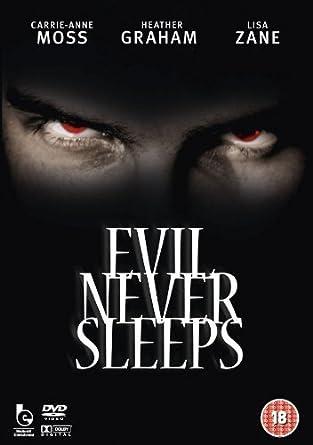 Evil Never Sleeps [DVD] by Heather Graham: Amazon.es ...