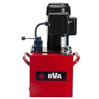 Bva Hydraulics Pe3005t Electric Pump With 3 0 Hp 230v Teco
