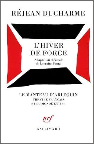 L'Hiver de force pdf