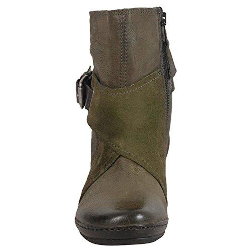 Elwood Ankle Mooz Bootie Miz Army Women's qx8EOwpU