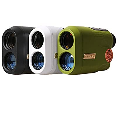 KOLSOL KY1000 Laser Rangefinder for Golf,Hunting 1000yard 6.5x Magnification Laser Distance Measurer from KOLSOL