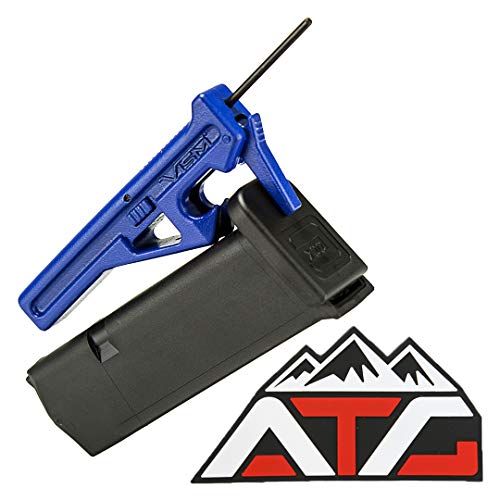 ATG Patch and NcSTAR Glock Pistol 5 Necessary Tool Set 3/32