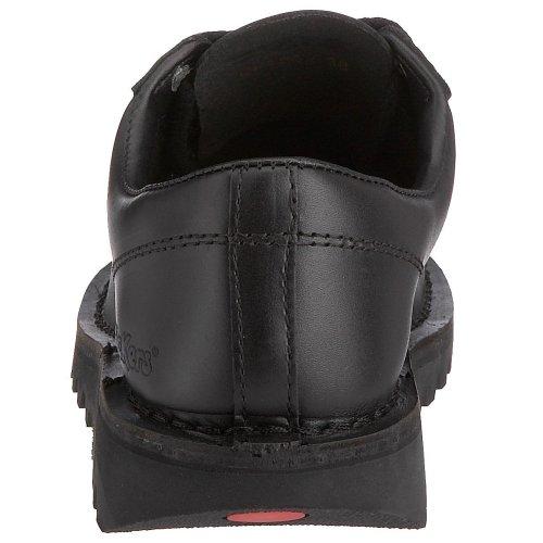 Kisses Kick Lo W Core - Zapatos para mujer Negro (Black/Black)