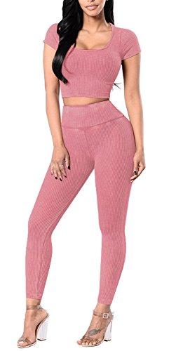 Pink 2 Piece Set - 4