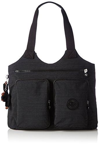Kipling Women's Armide Shopper, Black (REFH53 Dazz Black), 47x35x13 cm (B X H X T)