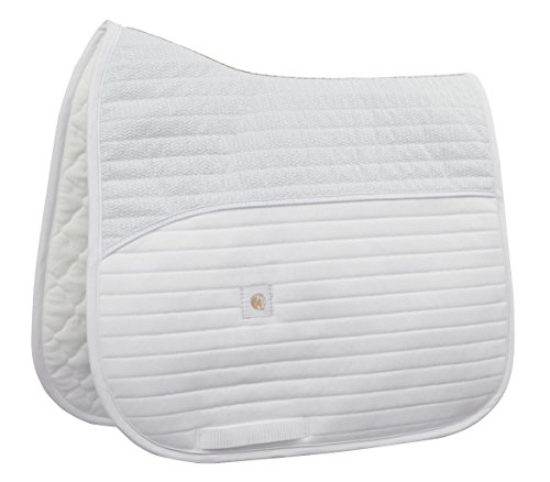 Toklat TechQuilt Dressage Saddle Pad Stay Dry Lining