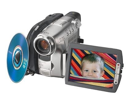 amazon com sony dcr dvd301 1mp dvd handycam camcorder w 10x rh amazon com Sony Dcr DVD650 Camcorder Sony Hybrid Handycam DCR DVD650 Model