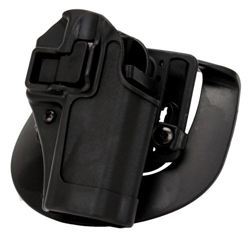 Blackhawk! SERPA Concealment Holster - Matte Finish, Size 25