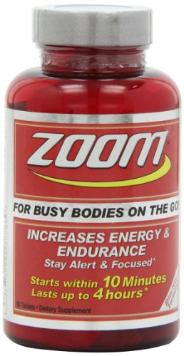 Zoom The Ultimate Energy Pills, 60 tablets