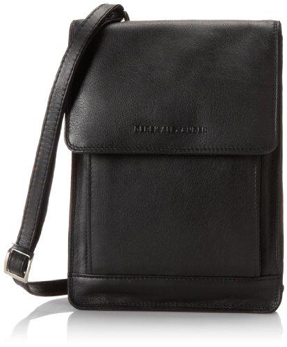 Derek Alexander Ns Organizer Travel Bag, Black, One Size by Derek Alexander Leather