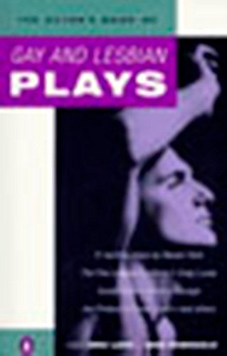 The Actor's Book of Gay and Lesbian Plays -