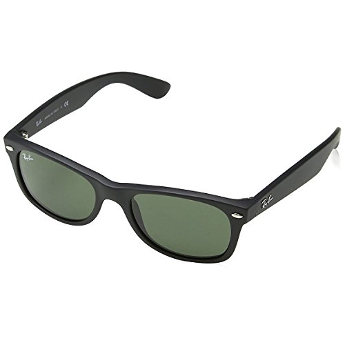 RAY-BAN New Wayfarer, Black (622), 52mm
