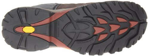 Pictures of Timberland PRO Men's Hyperion Four-Inch Brown Distressed Leather/Fabric 6