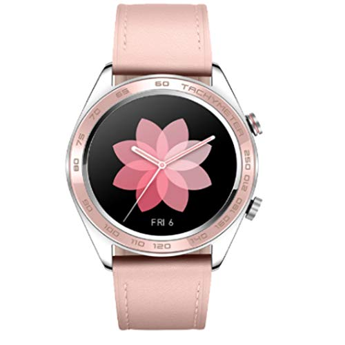 AutumnFall Ladies Cherry Series Huawei Honor Watch Dream Smart Watch Sport Sleep Run Cycling Swimming (Pink) by AutumnFall_1214 (Image #1)
