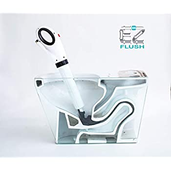 Amazon Com Ez Home Ez168528 Toilet Plunger Shower Amp Bath