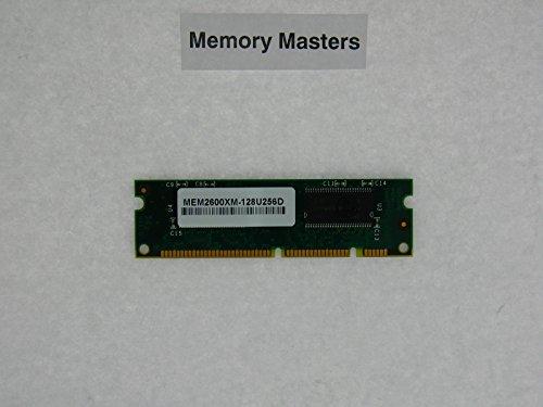 128 Cisco Memory Mb - MEM2600XM-128U256D 128MB CISCO 2650XM 2611XM 2621XM 2651XM MEMORY