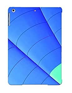 Crazinesswith Ultra Slim Fit Hard Case Cover Specially Made For Ipad Air- Blue Hot Air Balloon BY icecream design