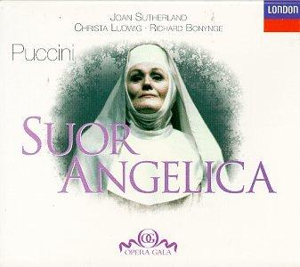 Puccini: Suor Angelica / Bonynge, Sutherland