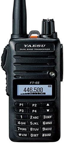 Yaesu FT-65E VHF/UHF