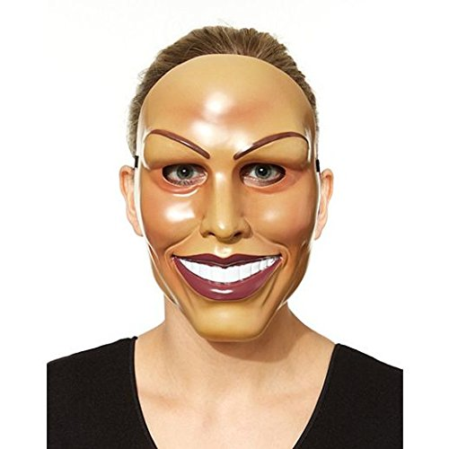 Costume Beautiful Smiling Woman (Jigsaw Female Costume)