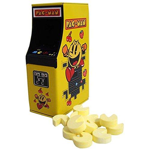 Pac Man Arcade Candies Display, Strawberry
